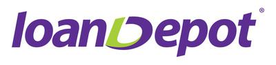 loanDepot logo.  (PRNewsFoto/LoanDepot.com, LLC)