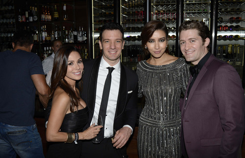 Stars party at Marquee - The Star, Sydney for New Year's Eve.  (PRNewsFoto/Marquee - The Star, Sydney)