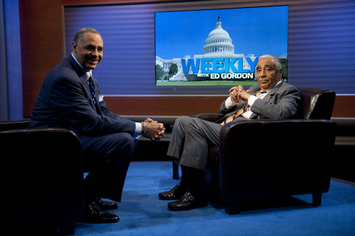 Ed Gordon Sits Down with New York Congressman Charles Rangel for an Exclusive One-on-One Interview