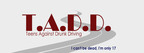 T.A.D.D. Logo.  (PRNewsFoto/Teens Against Drunk Driving)