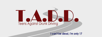 T.A.D.D. Logo.  (PRNewsFoto/Teens Against Drunk Driving)