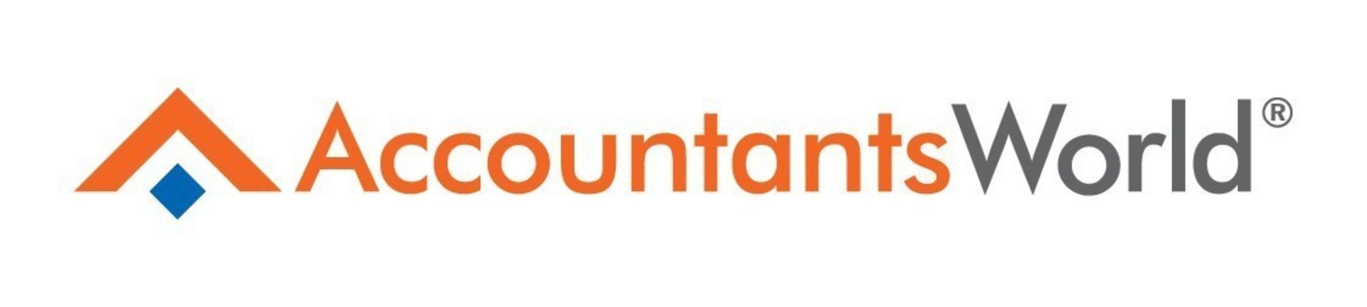 AccountantsWorld Logo
