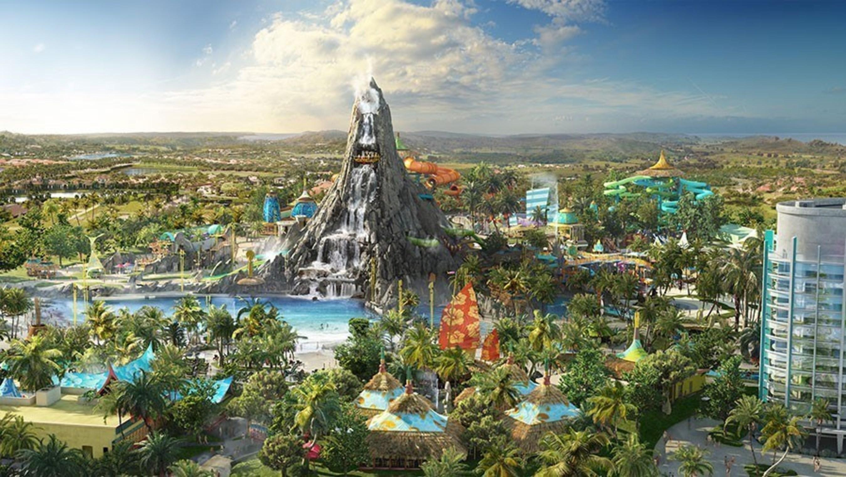 Universal's Volcano Bay Revealed: Universal Orlando Resort's ... on portofino hotel orlando pool, portofino orlando map, hard rock universal orlando, portofino orlando rooms, royal pacific universal orlando, loews at universal orlando,