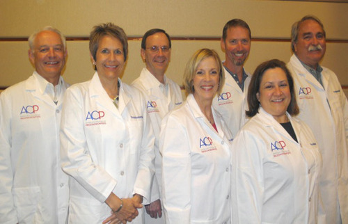 American College of Prosthodontists Board of Directors.  (PRNewsFoto/American College of Prosthodontists)