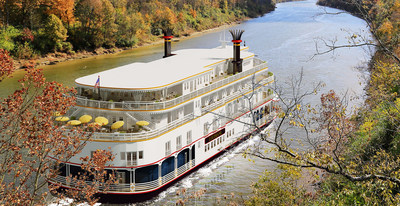 Louisiane, an intimate riverboat for just 150 guests, begins her inaugural year on September 30, 2016, with first embarkation October 1; 2017 cruise tours start March 4, 2017