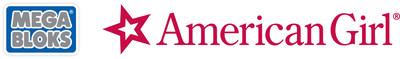 Mega Bloks American Girl Logo