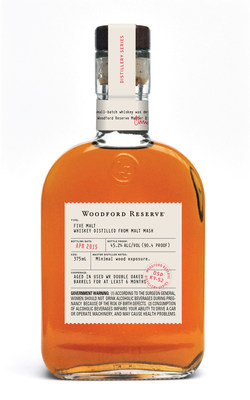 Woodford Reserve Releases Latest Distillery Series Expression: Five Malt