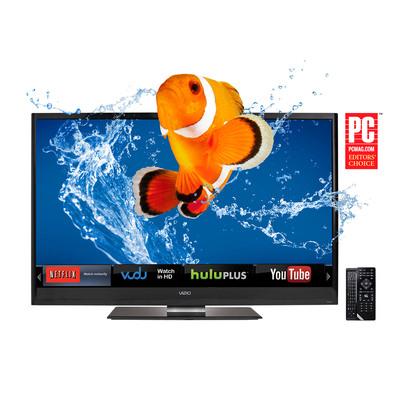 VIZIO Tops In U.S. LCD HDTV Shipments.  (PRNewsFoto/VIZIO, Inc.)