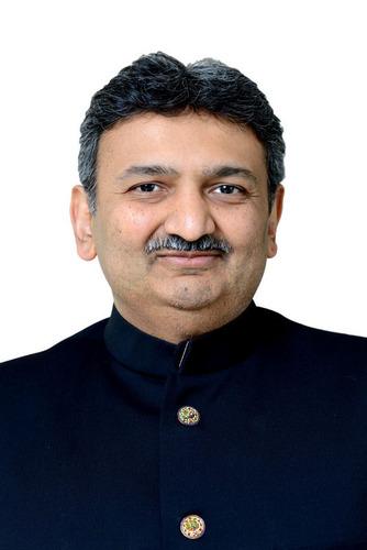 Nishit Parikh, director of Diarough Group.  (PRNewsFoto/UBM Asia Ltd)