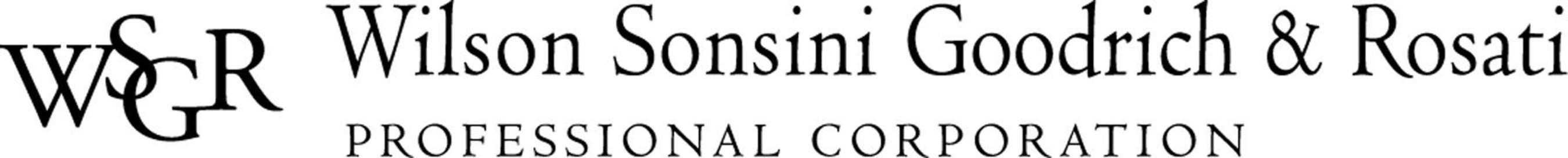 Wilson Sonsini Goodrich & Rosati logo.