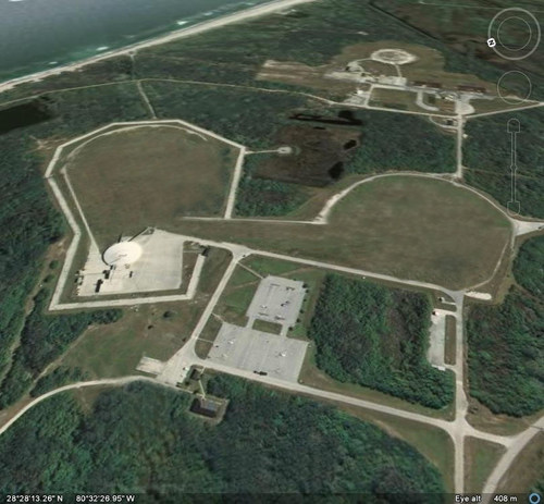 Space Launch Complex 36 at Cape Canaveral in Florida launched the first U.S. government exploration missions to  ...