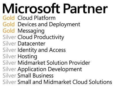 SADA Systems - Microsoft Gold Competency Partner