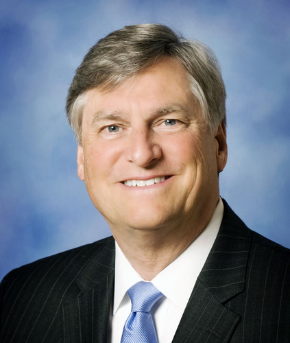 Dr. Charles (Chuck) Norman III of Greensboro, N.C., is president-elect of the American Dental Association (ADA) He will become ADA president in October, 2013.  (PRNewsFoto/North Carolina Dental Society)