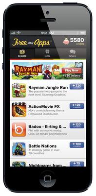 Fiksu FreeMyApps - Discover Great Apps & Games. Get Rewarded.  (PRNewsFoto/Fiksu, Inc.)