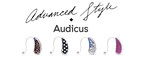 Advanced Style x Audicus Limited Edition Line of Hearing Aids