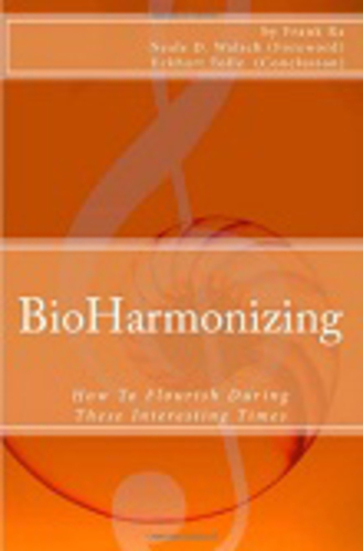 BioHarmonizing by Frank Ra. (PRNewsFoto/Frank Ra) (PRNewsFoto/FRANK RA)
