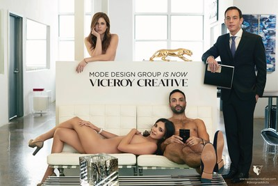 New Yorker Designfirma Mode Design Group wird zu Viceroy Creative