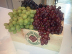Uvas frescas de California.  (PRNewsFoto/California Table Grape Commission)