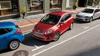 The Ford C-Max Hybrid at Rod Baker Ford delivers elite fuel economy and a plush interior that make it ideal for daily commuters. (PRNewsFoto/Rod Baker Ford)