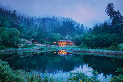 Calistoga Ranch, an Auberge Resort in Napa Valley.  (PRNewsFoto/Auberge Resorts)