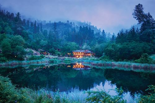 Calistoga Ranch, an Auberge Resort in Napa Valley. (PRNewsFoto/Auberge Resorts) (PRNewsFoto/AUBERGE RESORTS)