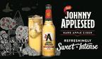 New Johnny Appleseed Hard Apple Cider(R) hits shelves nationwide April 7.  (PRNewsFoto/Anheuser-Busch)