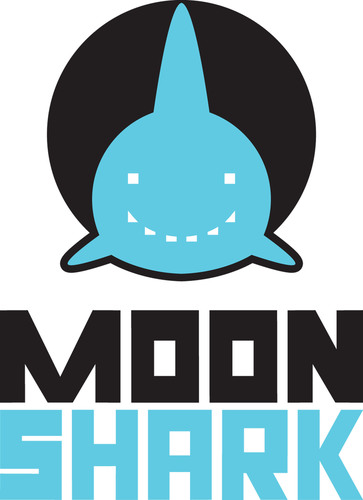 Moonshark's company logo.  (PRNewsFoto/Moonshark)
