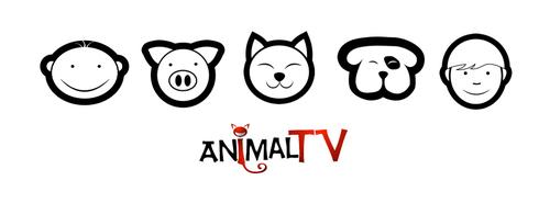 Animal TV Logo.  (PRNewsFoto/Animal TV LLC)