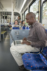VIA Metropolitan Transit in San Antonio is the first large public transportation provider in the nation to offer its riders complimentary, systemwide 4G LTE WiFi service.