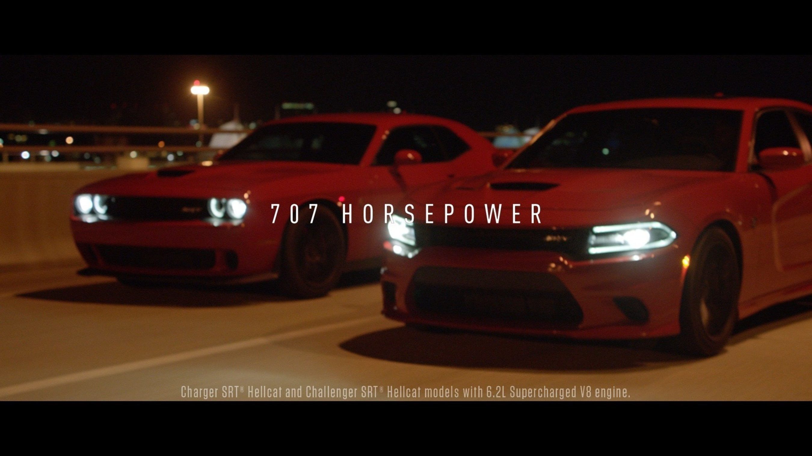 Dodge Brand Halo Vehicles - Dodge Charger SRT Hellcat