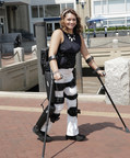 ReWalker Marcela Turnage demonstrates the new ReWalk Personal System 6.0, the sixth generation community use exoskeleton system.   The ReWalk Personal 6.0 offers those in the spinal cord injured community the most functional exoskeleton system with the fastest walking speed and the most precise fit, among many other key benefits.  ReWalk Robotics offers the only FDA cleared exoskeleton systems for rehabilitation and personal use in the U.S.