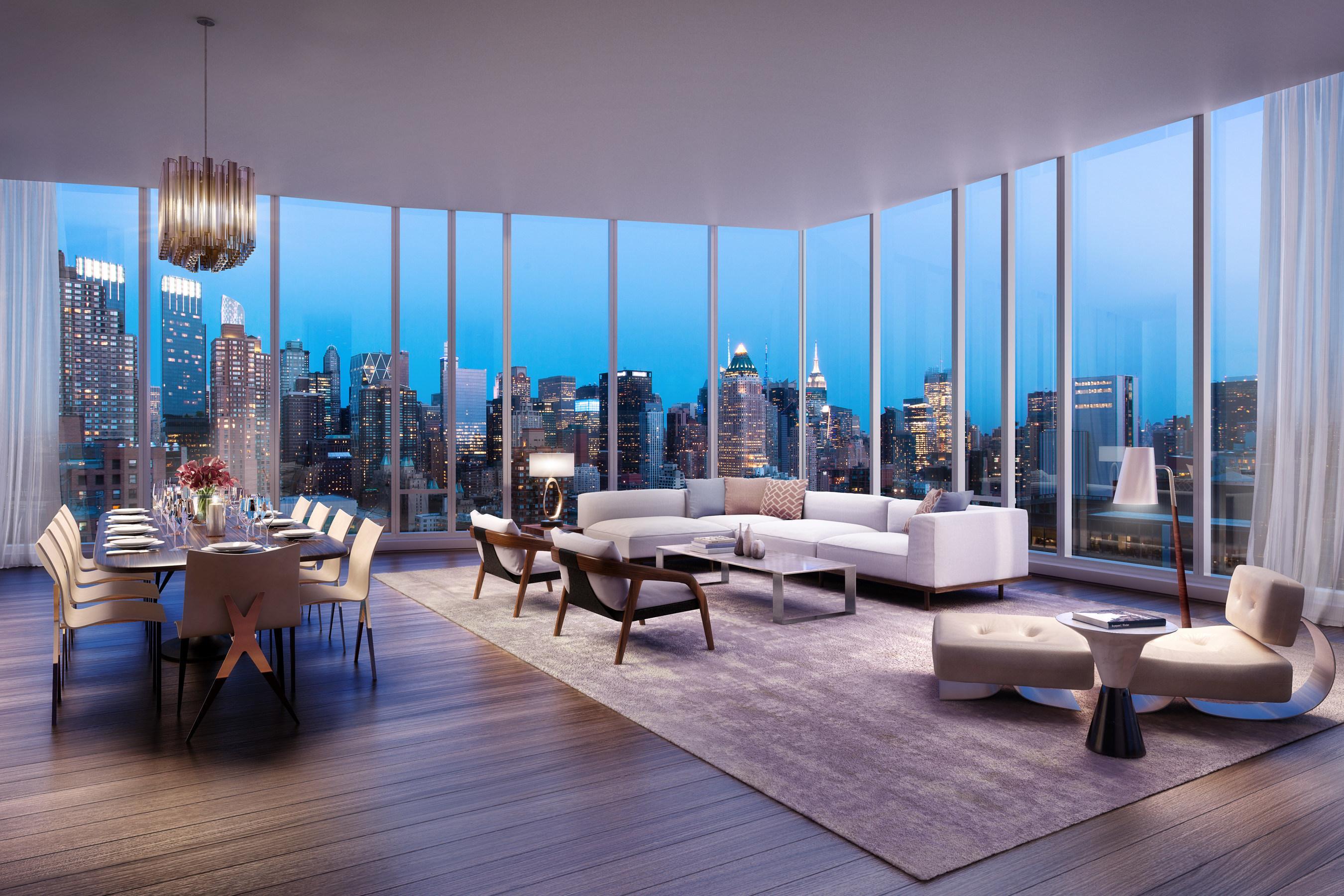Na rynku pojawiają się ekskluzywne rezydencje One West End - luksusowe powierzchnie inspirowane