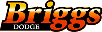 Briggs Dodge stocks a full lineup of Dodge cars in Topeka, KS.  (PRNewsFoto/Briggs Dodge)