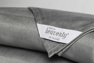Delta Launches Exclusive Westin Heavenly In-Flight Blanket for First Class Customers