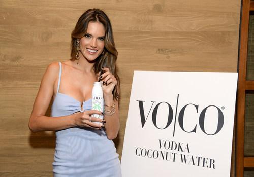 VO|CO Launches A National Campaign With Supermodel Alessandra Ambrosio. (PRNewsFoto/VO|CO)