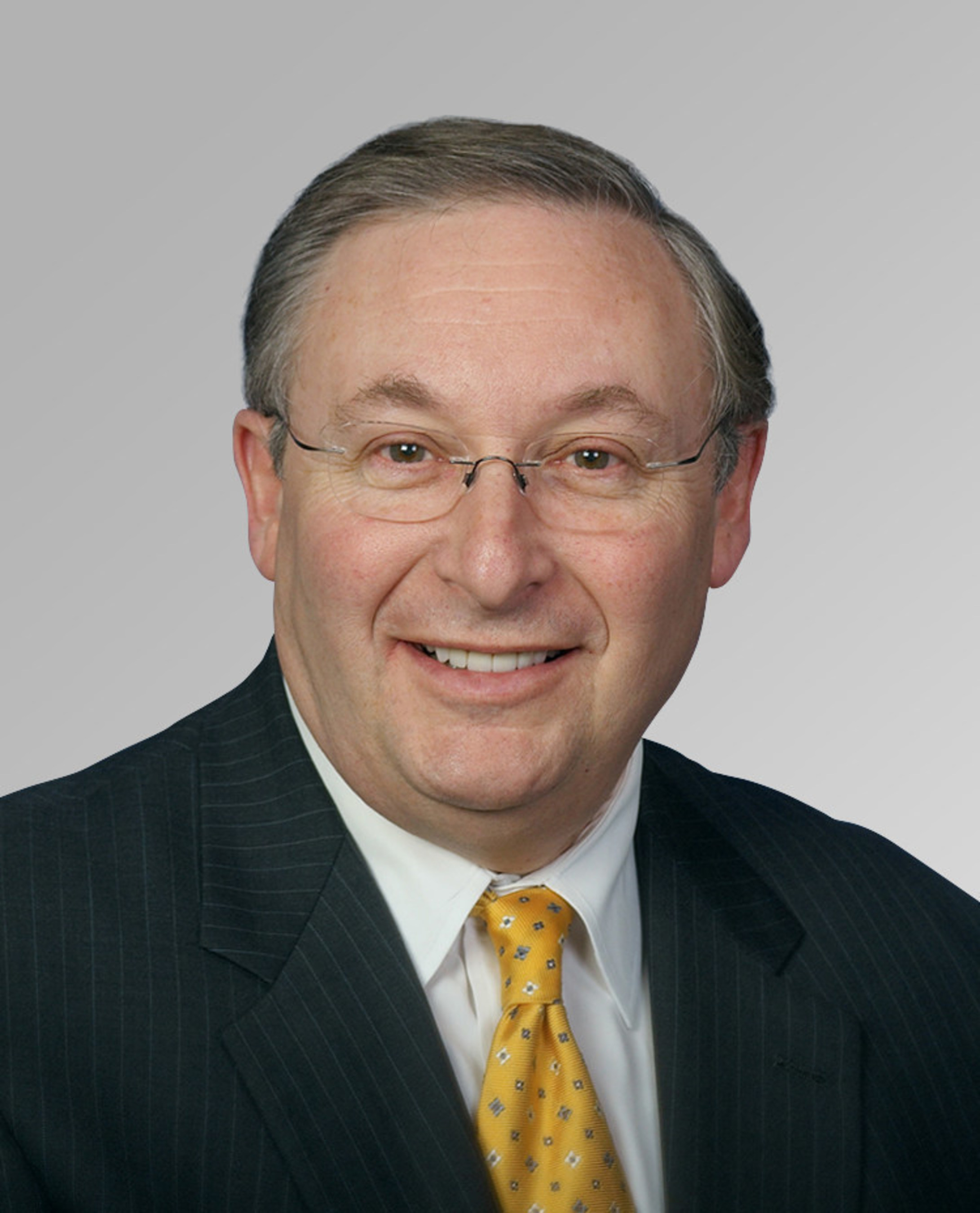 Barry Lee Myers, CEO of AccuWeather