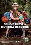 Happy 70th Birthday Smokey Bear! (PRNewsFoto/The Ad Council)