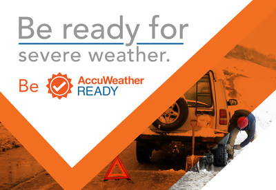 "AccuWeather Announces New ""AccuWeather Ready"" Weather Preparedness Program with Life-Saving Weather Information and Tools to Keep People Safe"