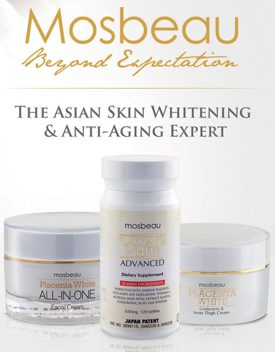 Mosbeau products.  (PRNewsFoto/Flawless Beauty and Skin)