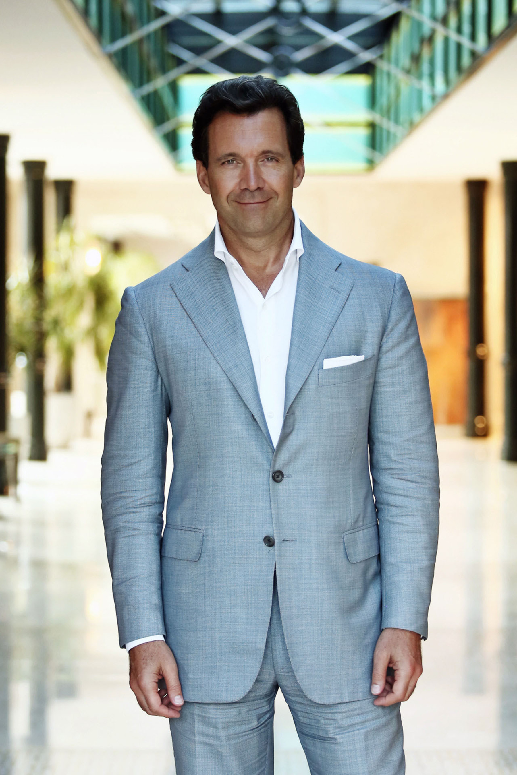 Four Seasons Hotels and Resorts promotes Christopher Norton to Executive Vice President, Global Product and Operations. (PRNewsFoto/Four Seasons Hotels and Resorts) (PRNewsFoto/FOUR SEASONS HOTELS AND RESORTS)