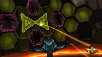 A screenshot of the Racket: Nx demo.