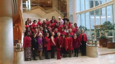 WomenHeart: The National Coalition for Women with Heart Disease announces that 39 women heart disease survivors graduate from the 15th Annual WomenHeart Science & Leadership Symposium at Mayo Clinic to join the National Corps of 788 WomenHeart Champions