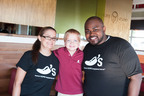 Throughout the month, you can support Chili's More Hope Campaign for St. Jude.  (PRNewsFoto/Chili's Grill & Bar)