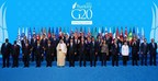 World Leaders take a group photo at the conclusion of the G20 Summit
