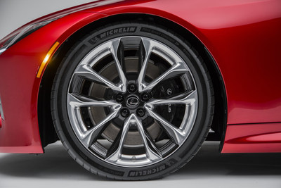 Specifically Tuned Tires Include Latest Run-Flat Technology from Michelin
