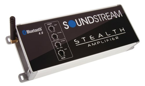 Epsilon Electronics Inc Will Showcase Their New Soundstream Stealth Bluetooth Amplifiers At CES