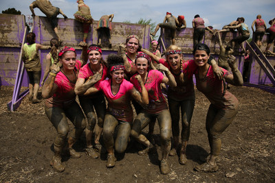"Mudderella events inspire participants to ""Own Your Strong"" as they test endurance, willpower and strength over a 5-7 mile long course featuring 12-15 obstacles. Registration is now open for ten events in 2015."