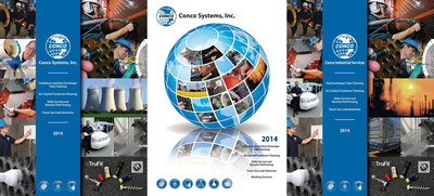 Conco's New Catalog Covers.  (PRNewsFoto/Conco Systems)