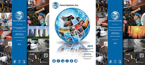 Conco's New Catalog Covers. (PRNewsFoto/Conco Systems) (PRNewsFoto/CONCO SYSTEMS)