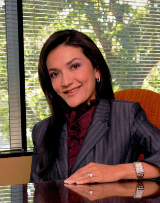 Nina Vaca, Chair and CEO of Dallas-based Pinnacle Technical Resources, has been named Chair of the Board of Directors of the United States Hispanic Chamber of Commerce (USHCC).(PRNewsFoto/United States Hispanic Chamber of Commerce)